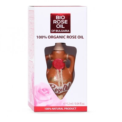 BioFresh Rose Oil Bio organisches Rosenöl 1,2 ml